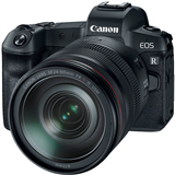 دوربین بدون آینه کانن  Canon EOS R Mirrorless Digital Camera with 24-105mm Lens